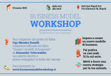 Il Business Model Canvas Workshop di Hugowiz fa tappa a Napoli per la prima volta